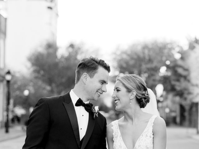 Eric and Marisa's Wedding in Hampton, Virginia 15