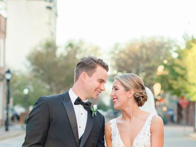 Eric and Marisa's Wedding in Hampton, Virginia 16