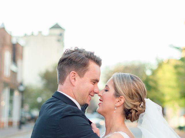 Eric and Marisa's Wedding in Hampton, Virginia 18