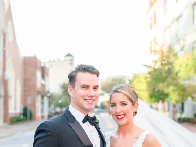 Eric and Marisa's Wedding in Hampton, Virginia 19