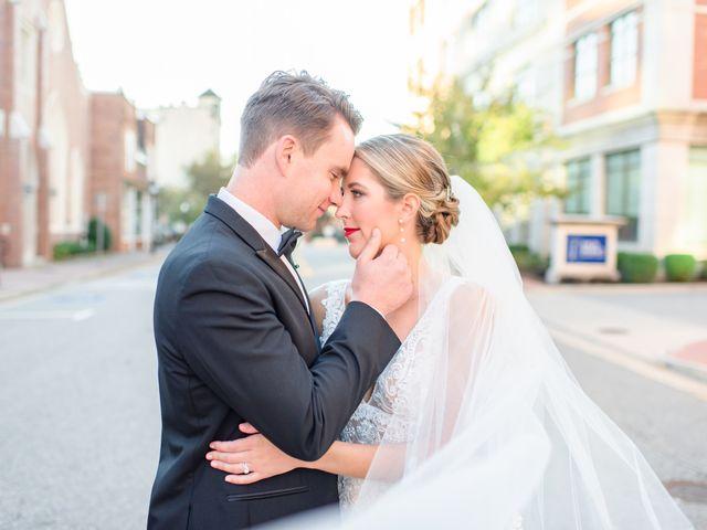 Eric and Marisa's Wedding in Hampton, Virginia 20