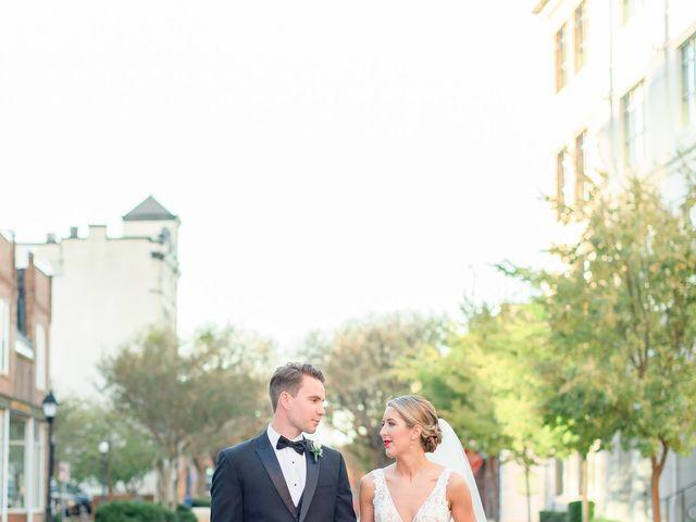 Eric and Marisa's Wedding in Hampton, Virginia 21