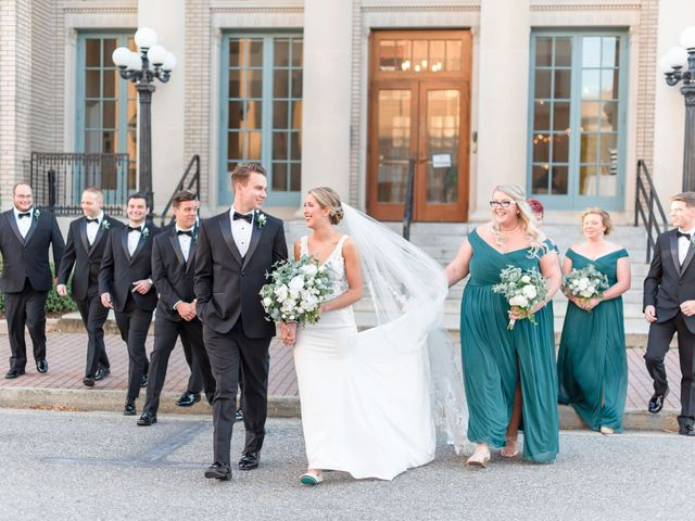Eric and Marisa's Wedding in Hampton, Virginia 23