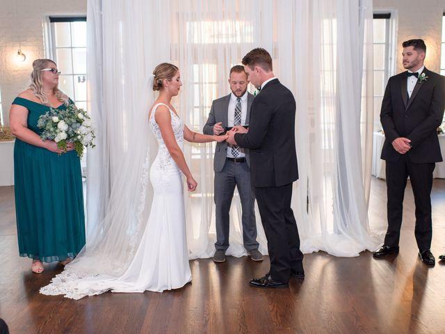 Eric and Marisa's Wedding in Hampton, Virginia 26