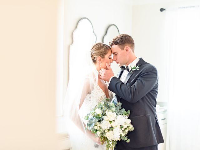 Eric and Marisa's Wedding in Hampton, Virginia 32