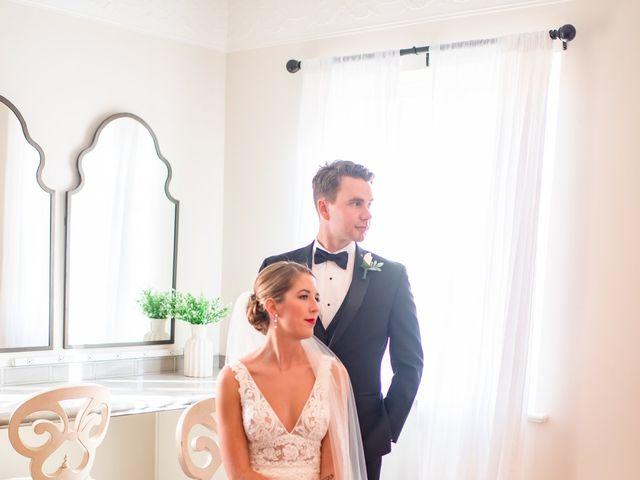 Eric and Marisa's Wedding in Hampton, Virginia 35