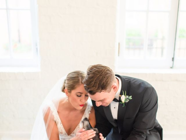 Eric and Marisa's Wedding in Hampton, Virginia 38