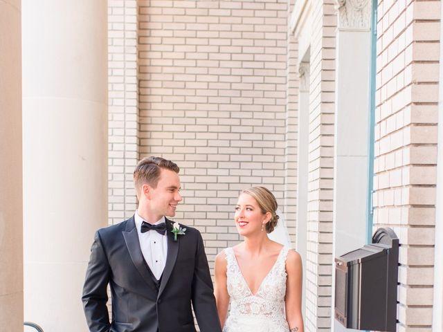 Eric and Marisa's Wedding in Hampton, Virginia 43