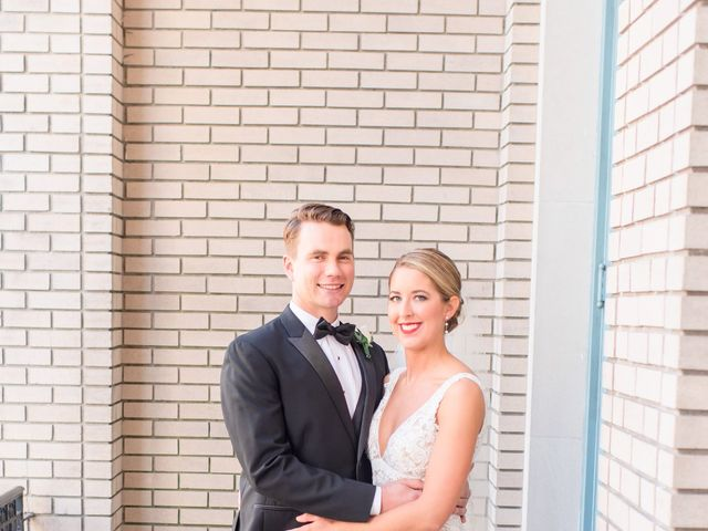 Eric and Marisa's Wedding in Hampton, Virginia 44
