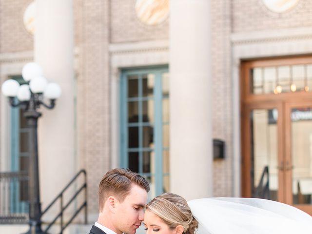 Eric and Marisa's Wedding in Hampton, Virginia 46