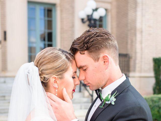 Eric and Marisa's Wedding in Hampton, Virginia 49