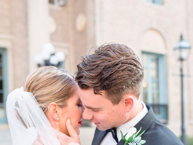 Eric and Marisa's Wedding in Hampton, Virginia 50