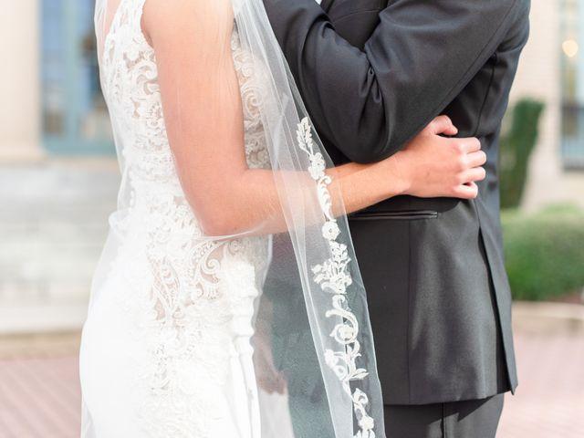 Eric and Marisa's Wedding in Hampton, Virginia 51