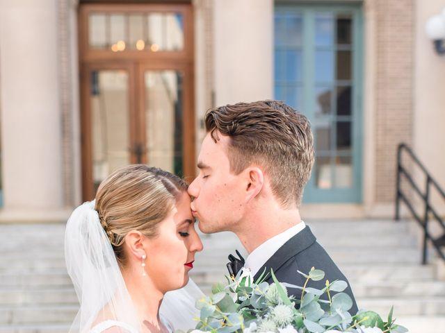 Eric and Marisa's Wedding in Hampton, Virginia 52