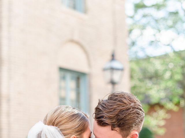 Eric and Marisa's Wedding in Hampton, Virginia 53