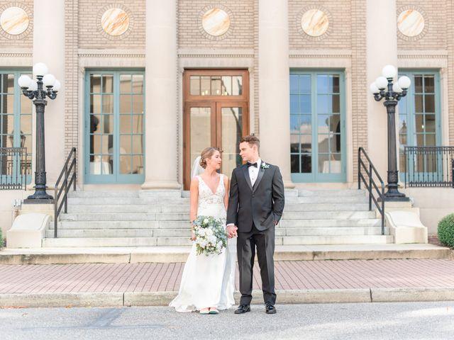 Eric and Marisa's Wedding in Hampton, Virginia 56