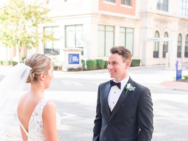 Eric and Marisa's Wedding in Hampton, Virginia 59