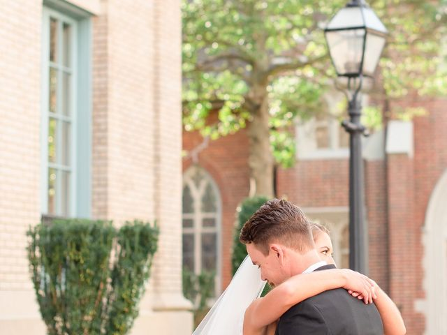 Eric and Marisa's Wedding in Hampton, Virginia 62