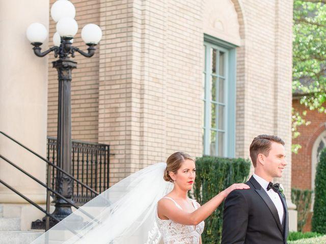 Eric and Marisa's Wedding in Hampton, Virginia 64