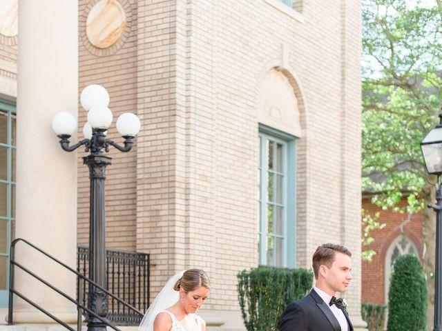 Eric and Marisa's Wedding in Hampton, Virginia 65