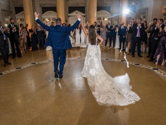 Michael and Lauren's Wedding in Saratoga Springs, New York 6