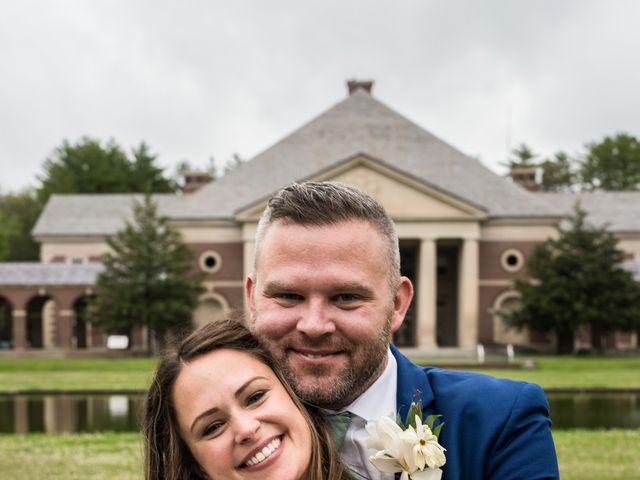 Michael and Lauren's Wedding in Saratoga Springs, New York 9