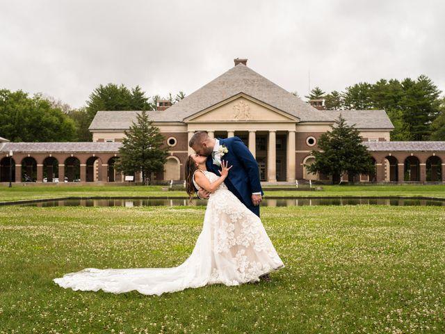 The wedding of Lauren and Michael