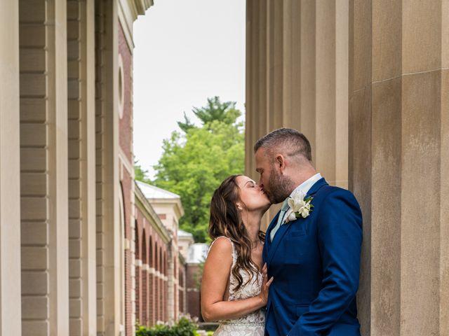 Michael and Lauren's Wedding in Saratoga Springs, New York 10