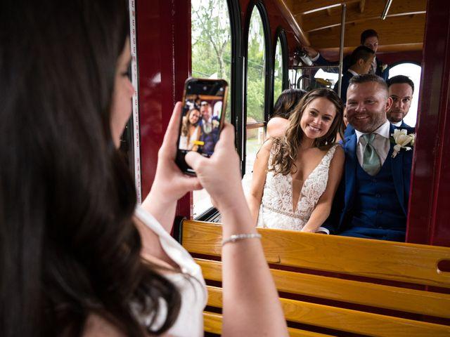 Michael and Lauren's Wedding in Saratoga Springs, New York 14