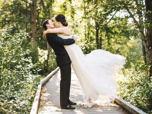 Melissa and Matt's Wedding in Topsfield, Massachusetts 7