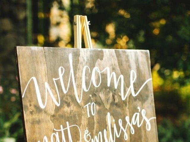 Melissa and Matt's Wedding in Topsfield, Massachusetts 10