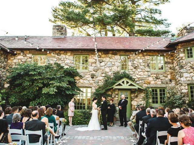 Melissa and Matt's Wedding in Topsfield, Massachusetts 13