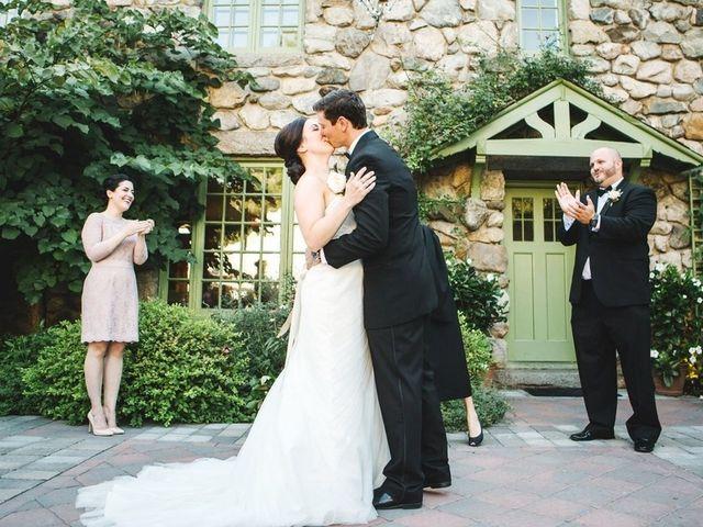Melissa and Matt's Wedding in Topsfield, Massachusetts 15