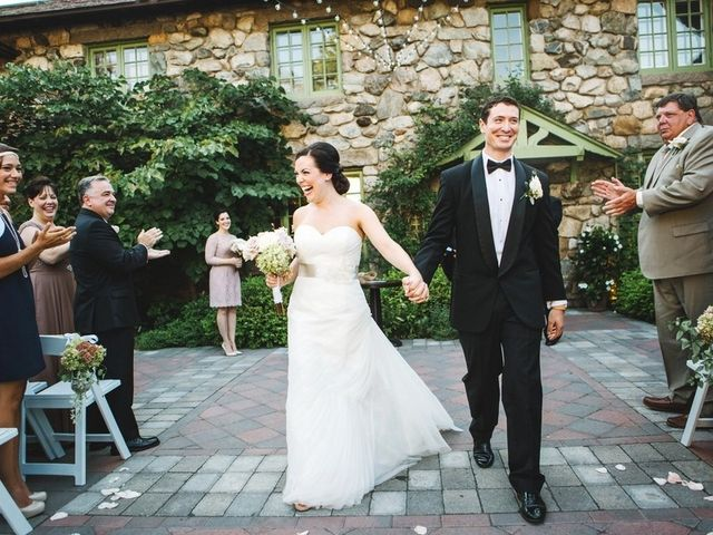 Melissa and Matt's Wedding in Topsfield, Massachusetts 16