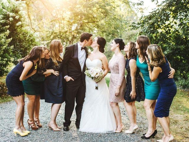 Melissa and Matt's Wedding in Topsfield, Massachusetts 17