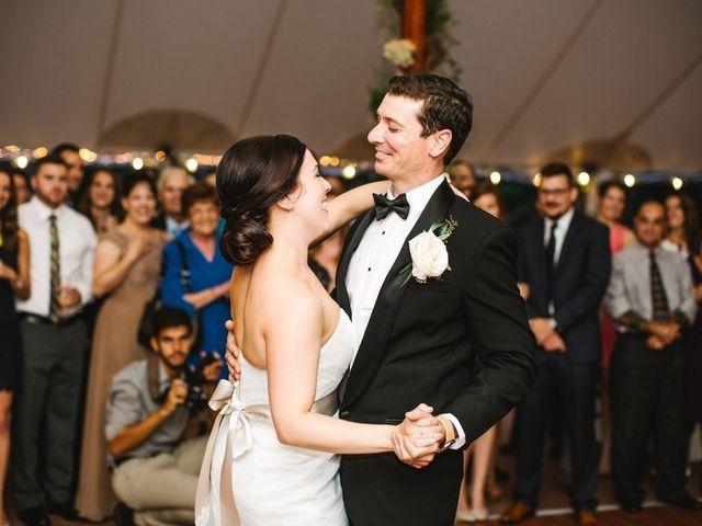 Melissa and Matt's Wedding in Topsfield, Massachusetts 27