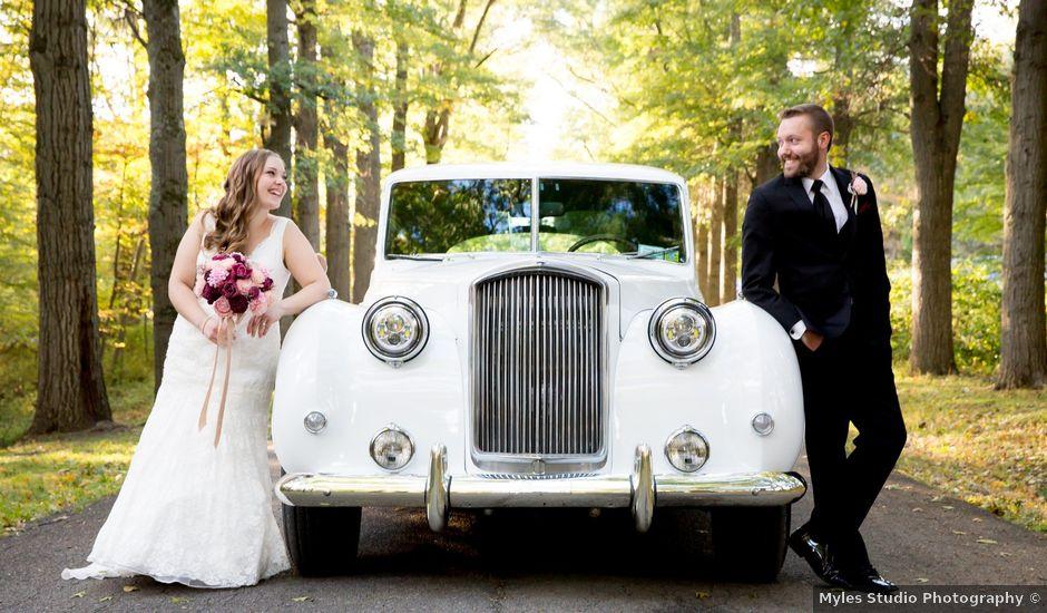 Renee` and Aston's Wedding in Monroe, Connecticut