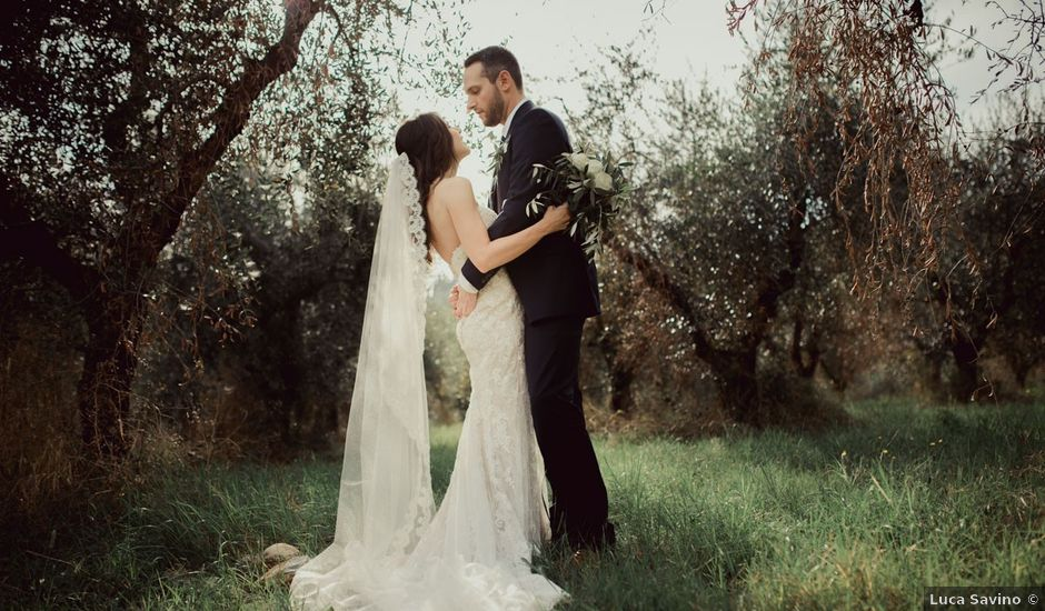 Mark and Shannyn's Wedding in Florence, Italy