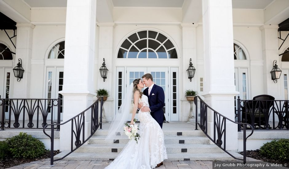 Kyle and Alexis's Wedding in Saint Augustine, Florida
