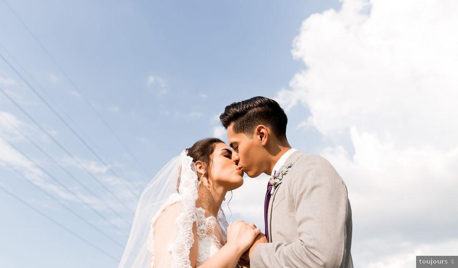 Yarlin and Angel's Wedding in Greensboro, North Carolina
