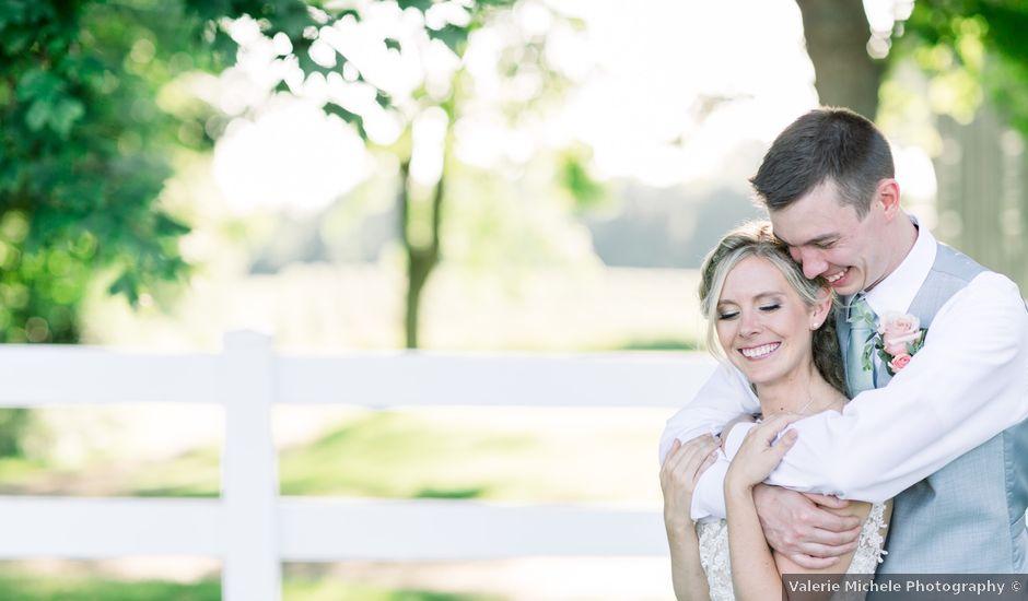 Kyle and Carolyn's Wedding in Berrien Springs, Michigan