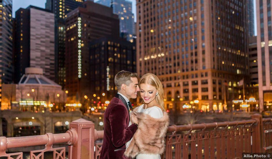 Matthew and Sarah's Wedding in Chicago, Illinois