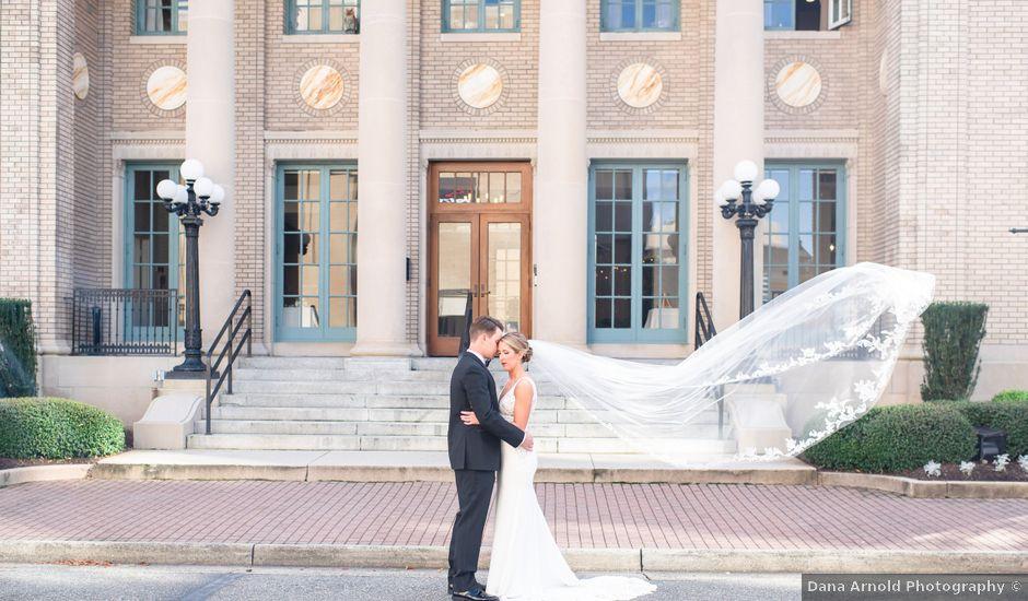 Eric and Marisa's Wedding in Hampton, Virginia