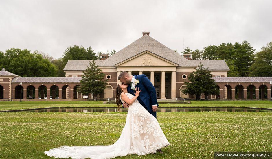 Michael and Lauren's Wedding in Saratoga Springs, New York