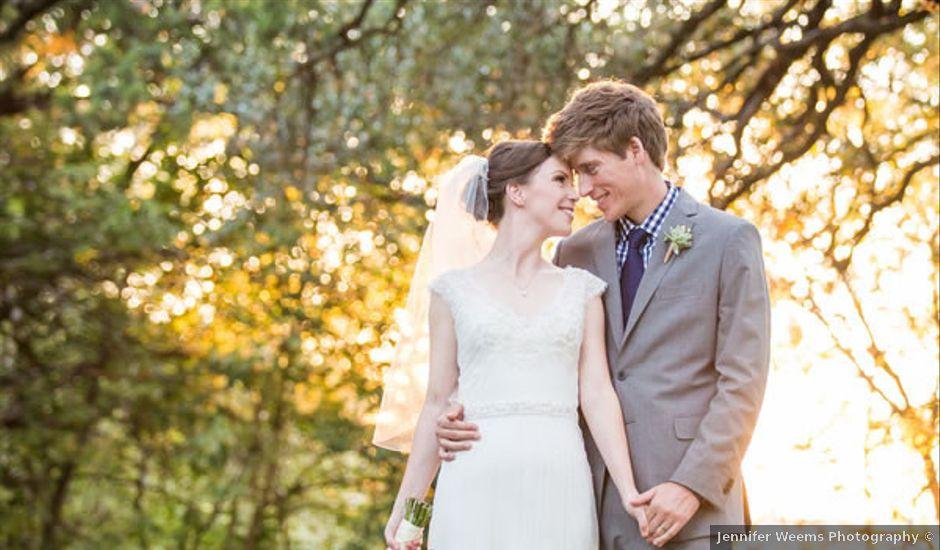 Sarah and Dane's Wedding in Austin, Texas