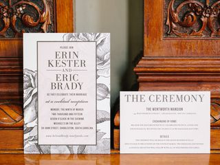 The wedding of Eric and Erin 2