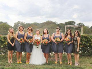 Kelley and Riley's Wedding in Driftwood, Texas 3