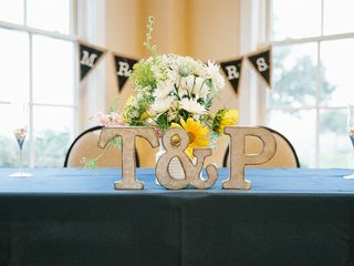 Pam and Theo's Wedding in Southport, North Carolina 18