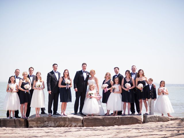 Leslie and Matt's Wedding in Cleveland, Ohio 7