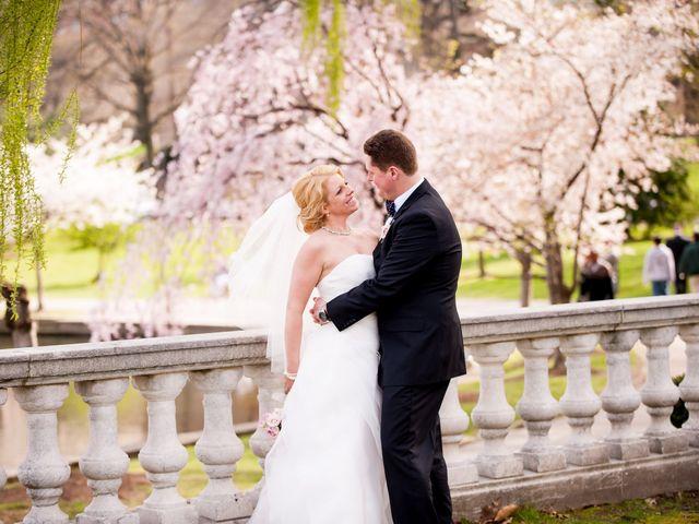Leslie and Matt's Wedding in Cleveland, Ohio 16